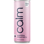 Mixed Berry CBD Sparkling Water - Infused with 10mg CBD